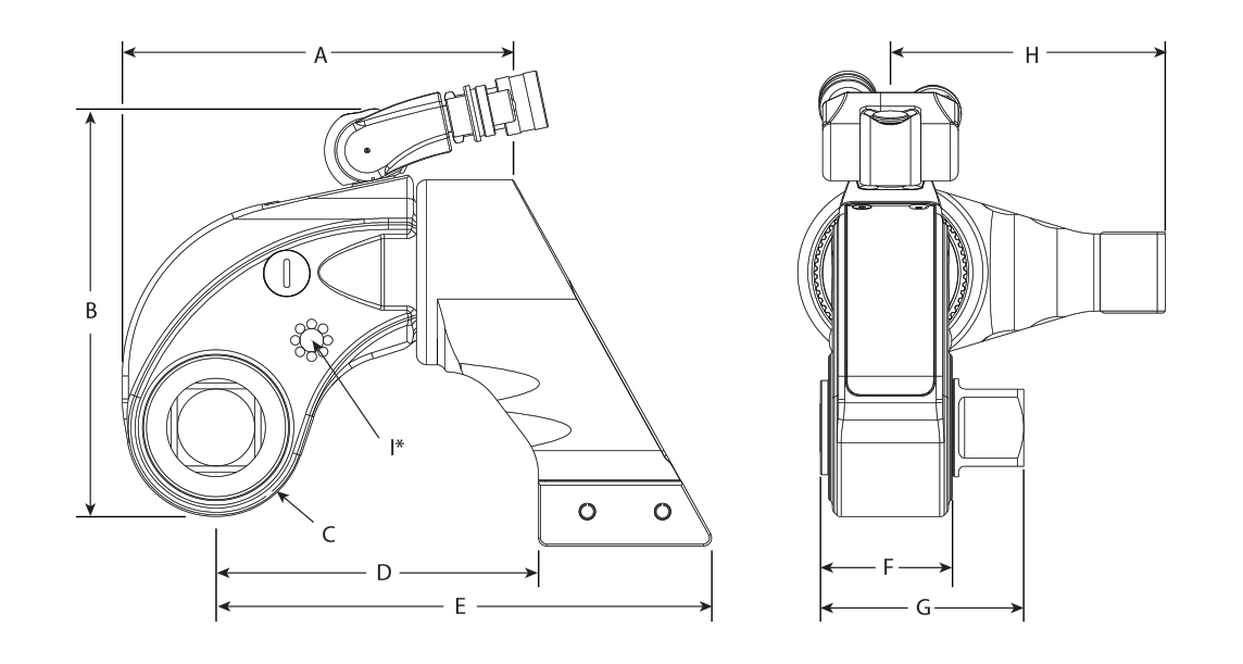spx-square-drive-hydraulic-torque-wrench-drawing