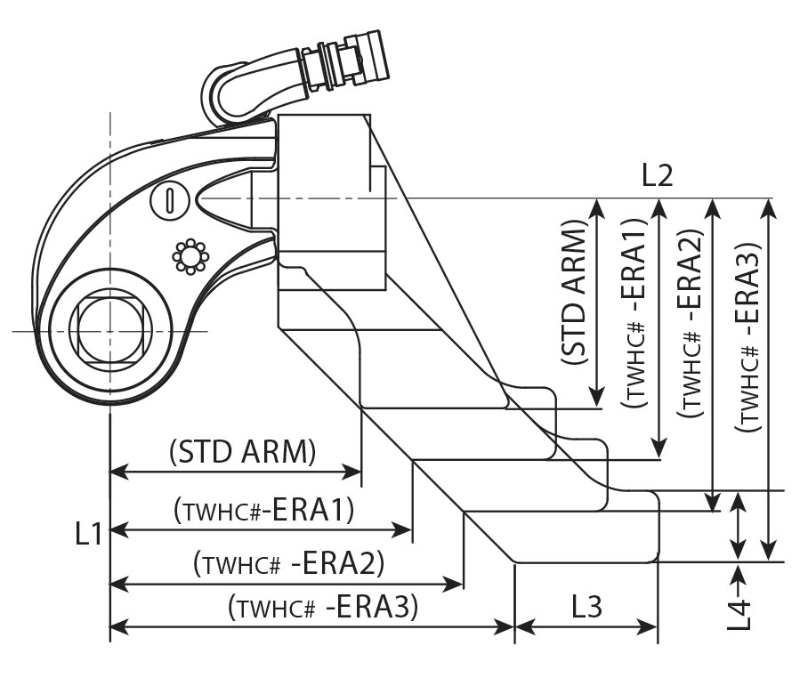 spx-square-drive-hydraulic-torque-wrench-extended-arm-draw